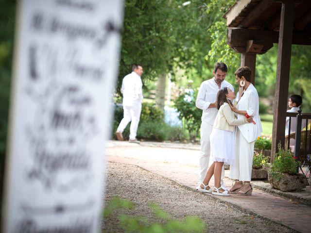 La boda de Javier y Carmen en Requijada, Segovia 9