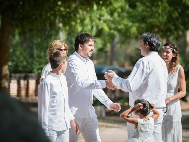 La boda de Javier y Carmen en Requijada, Segovia 10