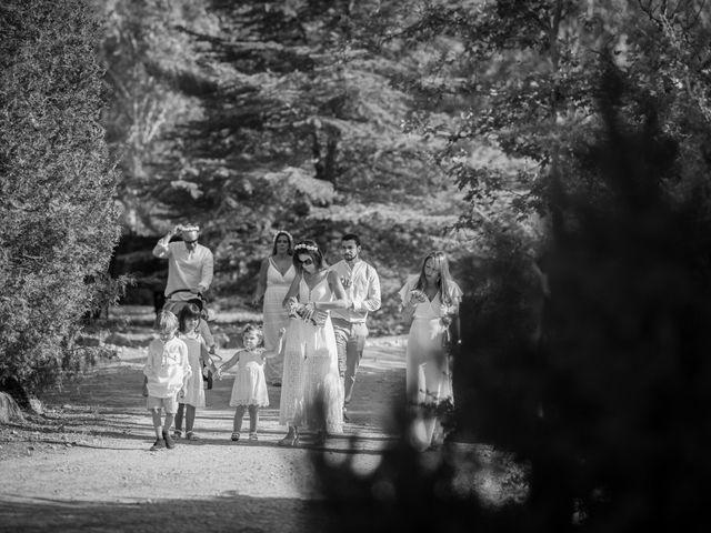 La boda de Javier y Carmen en Requijada, Segovia 13