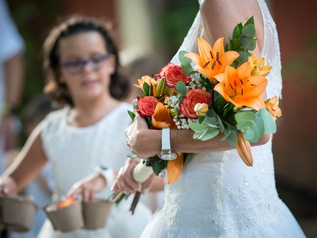 La boda de Javier y Carmen en Requijada, Segovia 17