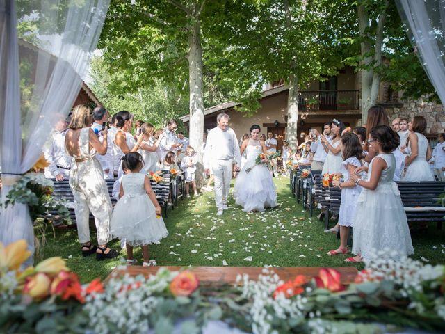 La boda de Javier y Carmen en Requijada, Segovia 18