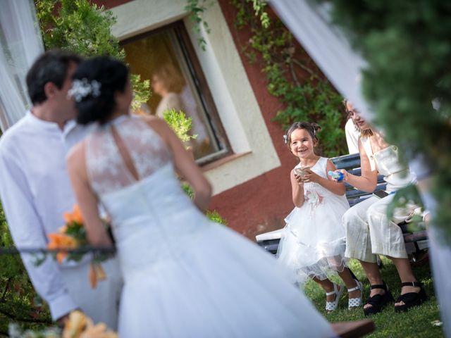 La boda de Javier y Carmen en Requijada, Segovia 19