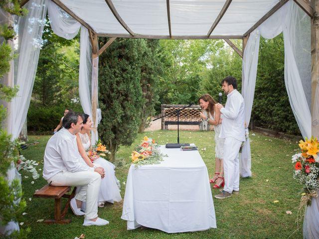La boda de Javier y Carmen en Requijada, Segovia 21