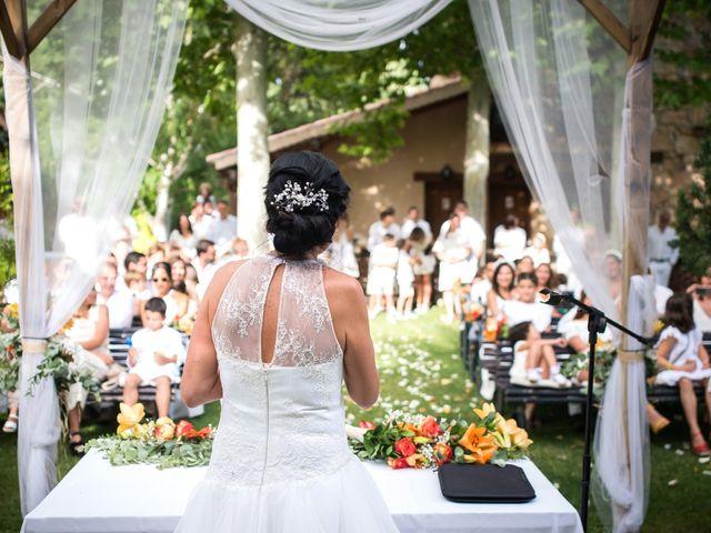 La boda de Javier y Carmen en Requijada, Segovia 24