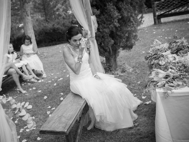 La boda de Javier y Carmen en Requijada, Segovia 25