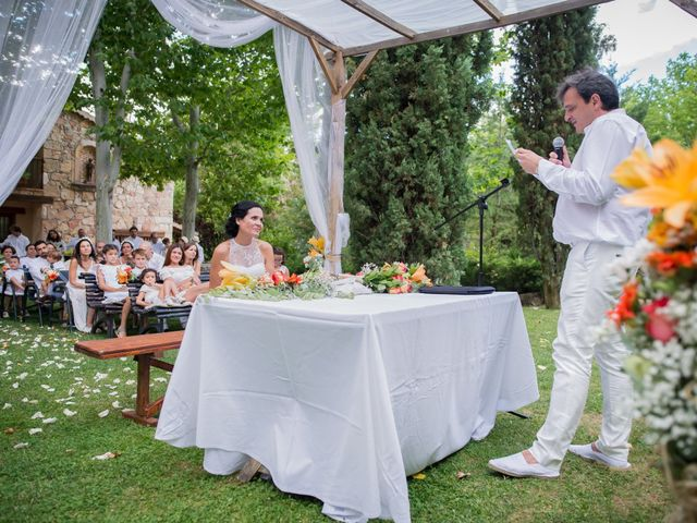 La boda de Javier y Carmen en Requijada, Segovia 26