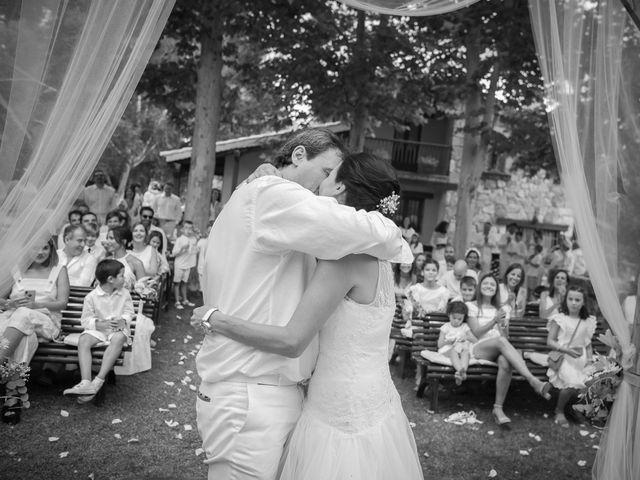 La boda de Javier y Carmen en Requijada, Segovia 28