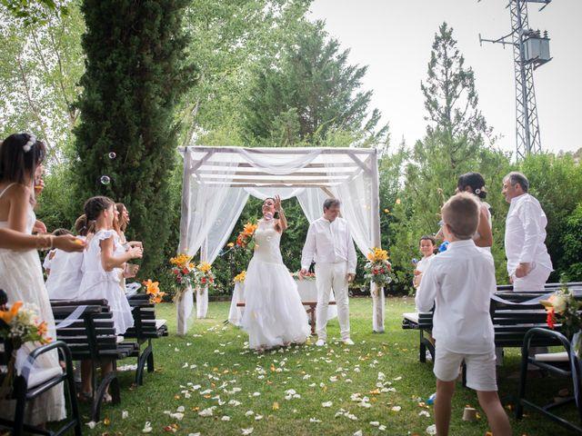 La boda de Javier y Carmen en Requijada, Segovia 29
