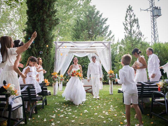La boda de Javier y Carmen en Requijada, Segovia 30