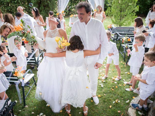 La boda de Javier y Carmen en Requijada, Segovia 31
