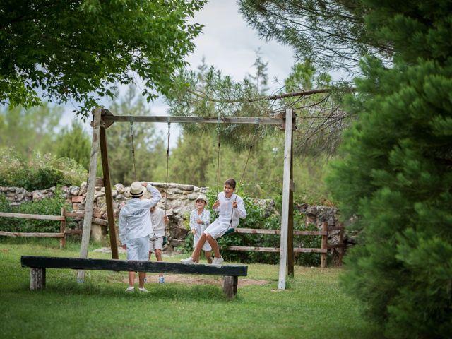 La boda de Javier y Carmen en Requijada, Segovia 33