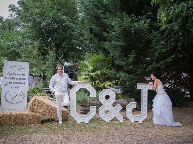 La boda de Javier y Carmen en Requijada, Segovia 35