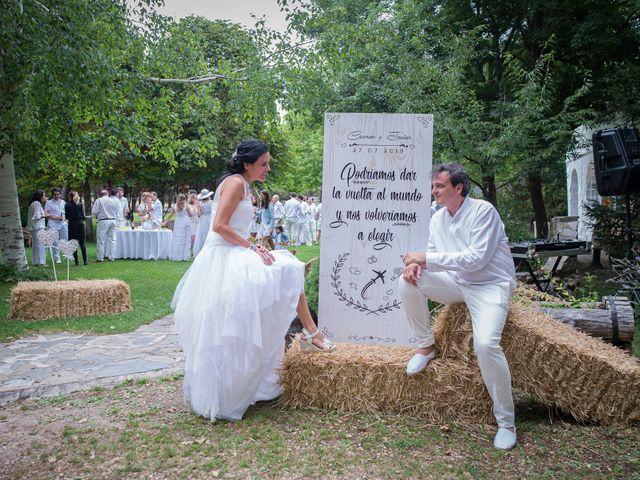 La boda de Javier y Carmen en Requijada, Segovia 36