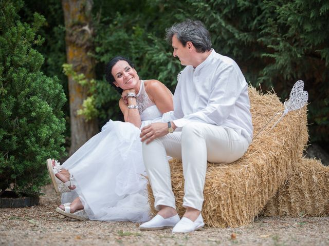 La boda de Javier y Carmen en Requijada, Segovia 38