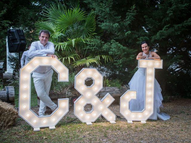 La boda de Javier y Carmen en Requijada, Segovia 40