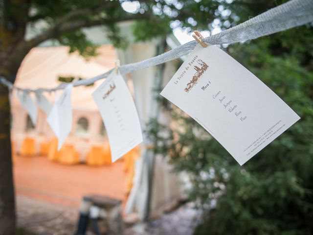La boda de Javier y Carmen en Requijada, Segovia 41