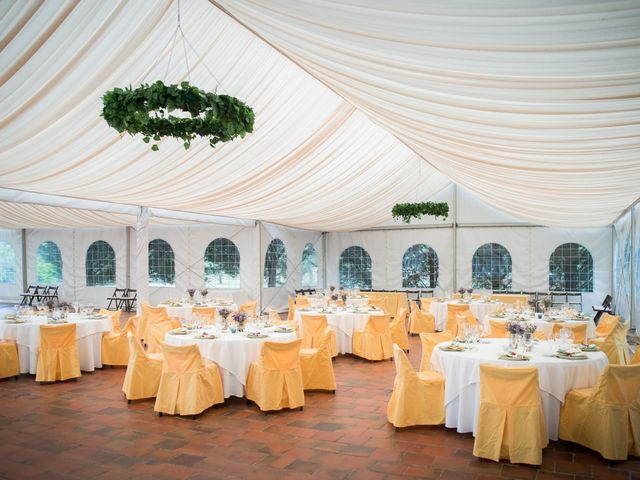 La boda de Javier y Carmen en Requijada, Segovia 42