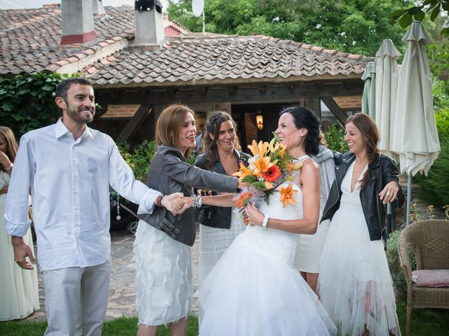 La boda de Javier y Carmen en Requijada, Segovia 46