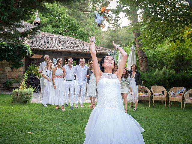 La boda de Javier y Carmen en Requijada, Segovia 47