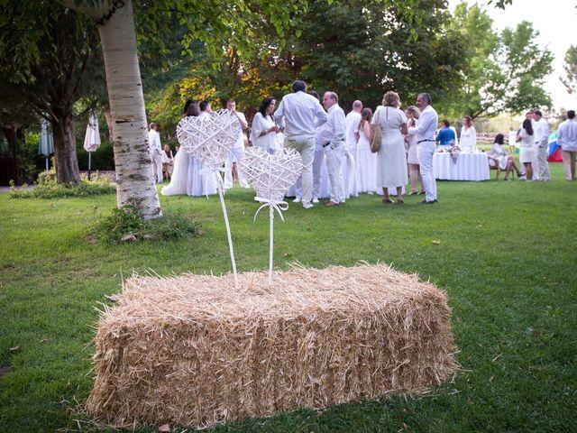 La boda de Javier y Carmen en Requijada, Segovia 49
