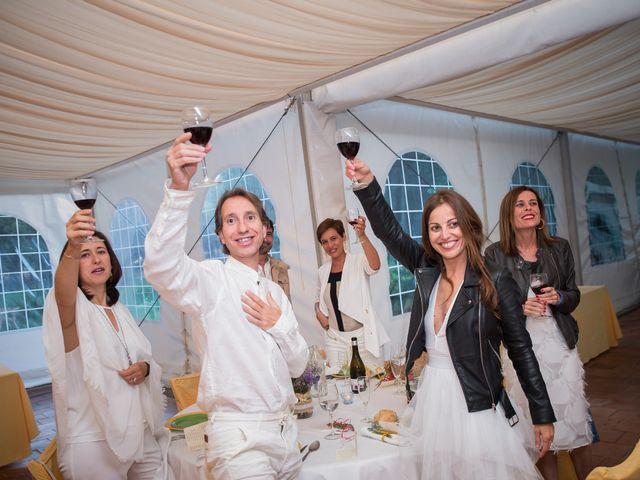 La boda de Javier y Carmen en Requijada, Segovia 51