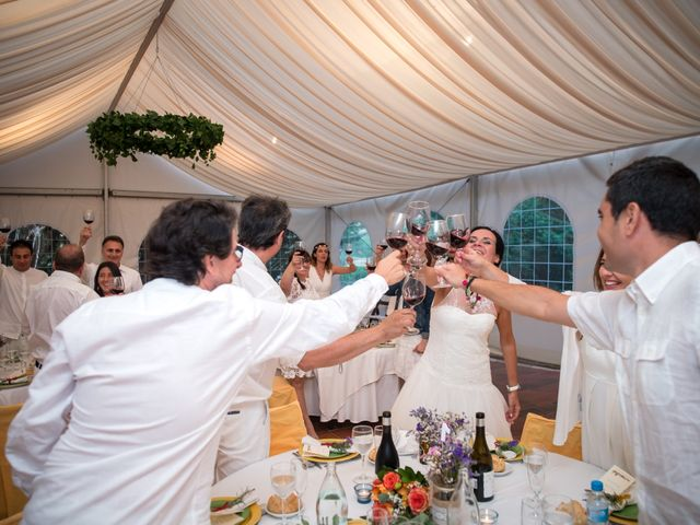 La boda de Javier y Carmen en Requijada, Segovia 52