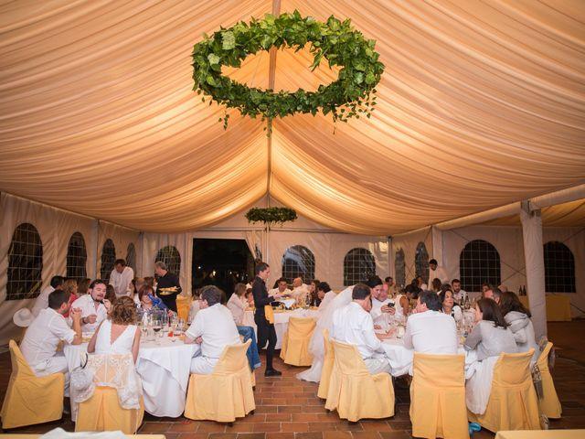 La boda de Javier y Carmen en Requijada, Segovia 54
