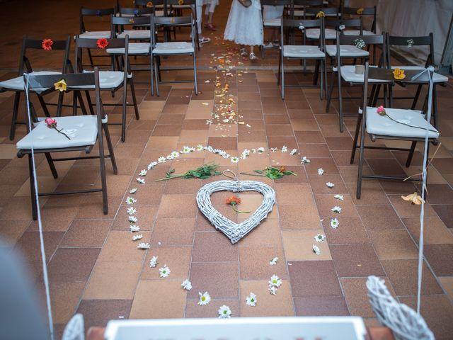 La boda de Javier y Carmen en Requijada, Segovia 55