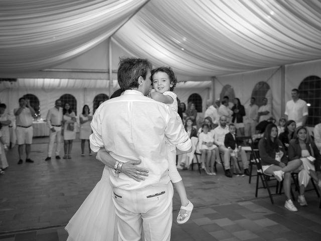 La boda de Javier y Carmen en Requijada, Segovia 59