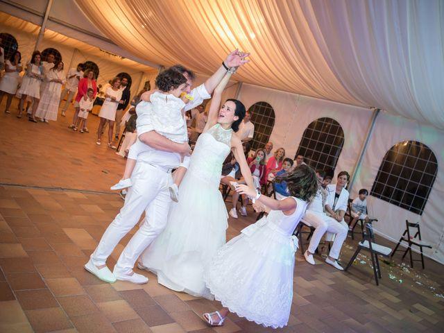 La boda de Javier y Carmen en Requijada, Segovia 60