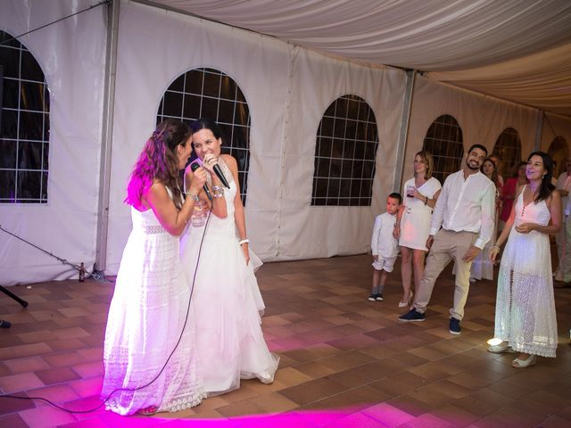La boda de Javier y Carmen en Requijada, Segovia 67