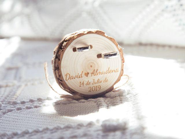 La boda de David y Almudena en El Puig, Valencia 4