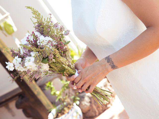 La boda de David y Almudena en El Puig, Valencia 6