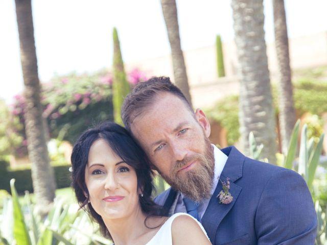 La boda de David y Almudena en El Puig, Valencia 14