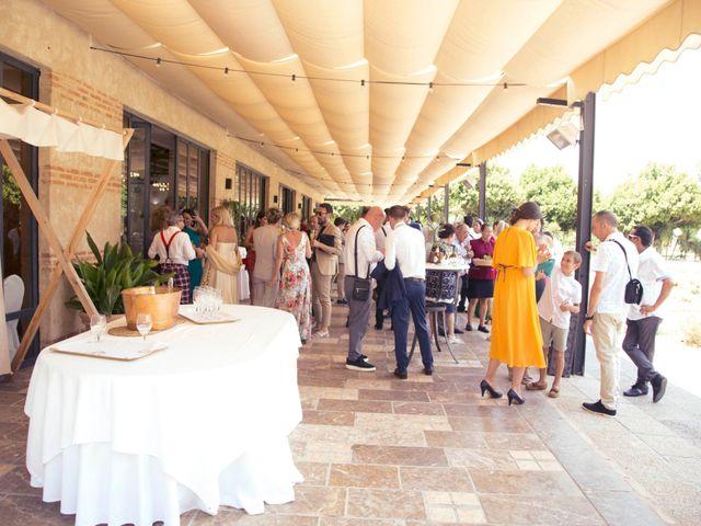 La boda de David y Almudena en El Puig, Valencia 15