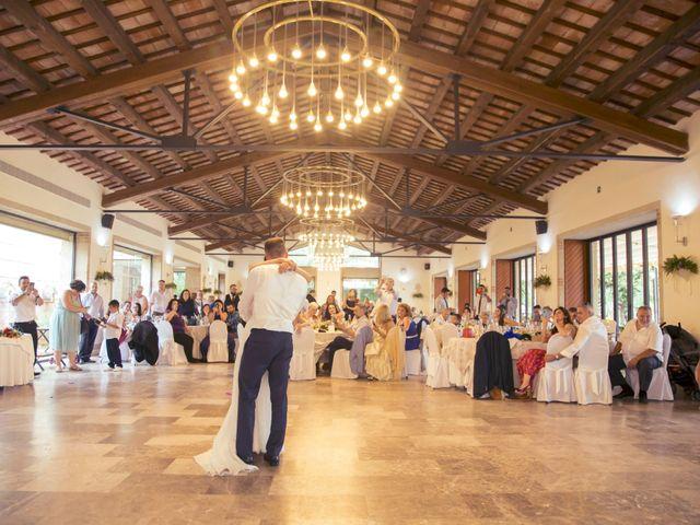 La boda de David y Almudena en El Puig, Valencia 17