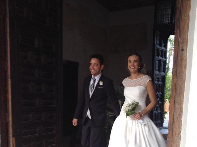 La boda de Sara y Fernando