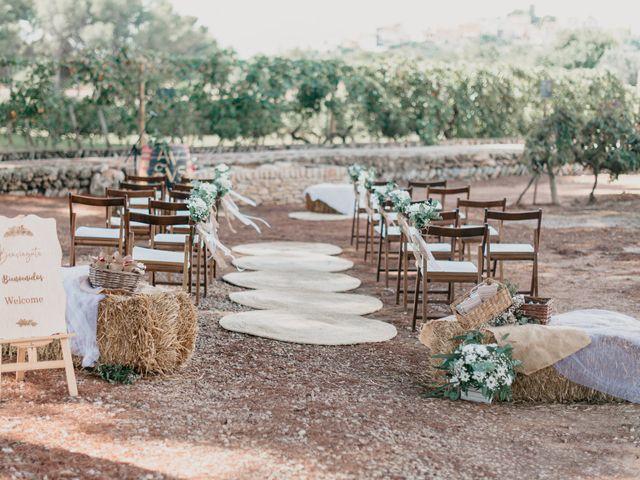 La boda de Guillém y Berta en El Vendrell, Tarragona 18
