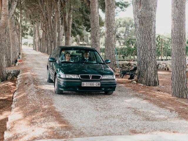 La boda de Guillém y Berta en El Vendrell, Tarragona 20