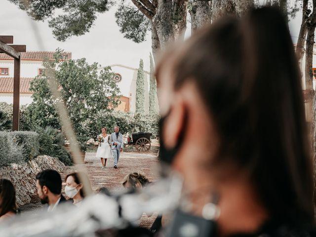 La boda de Guillém y Berta en El Vendrell, Tarragona 24