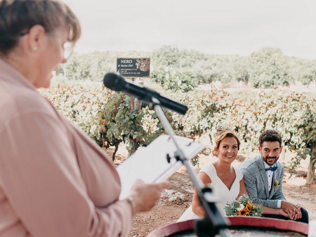 La boda de Guillém y Berta en El Vendrell, Tarragona 28