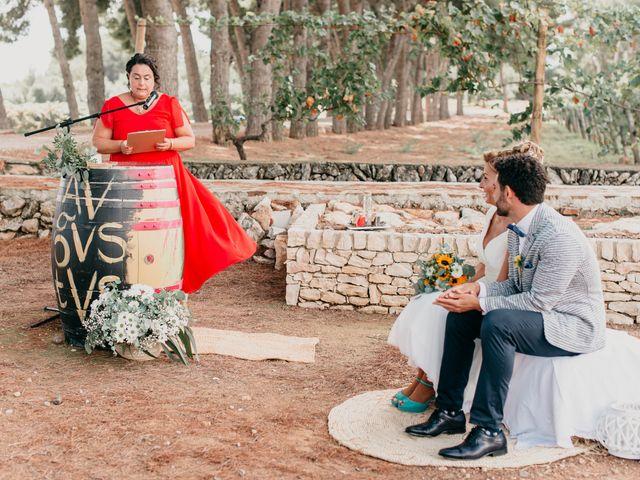 La boda de Guillém y Berta en El Vendrell, Tarragona 29