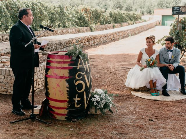 La boda de Guillém y Berta en El Vendrell, Tarragona 30