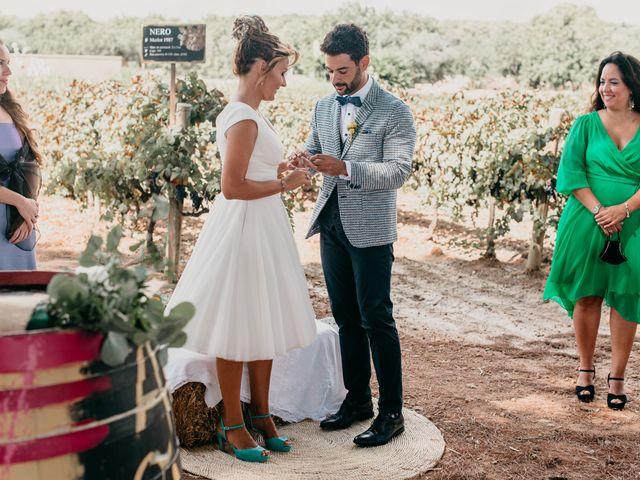 La boda de Guillém y Berta en El Vendrell, Tarragona 33