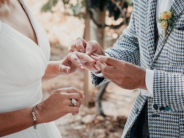 La boda de Guillém y Berta en El Vendrell, Tarragona 34