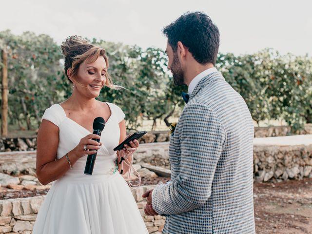 La boda de Guillém y Berta en El Vendrell, Tarragona 35
