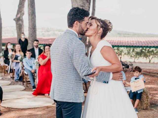 La boda de Guillém y Berta en El Vendrell, Tarragona 36