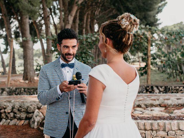 La boda de Guillém y Berta en El Vendrell, Tarragona 37