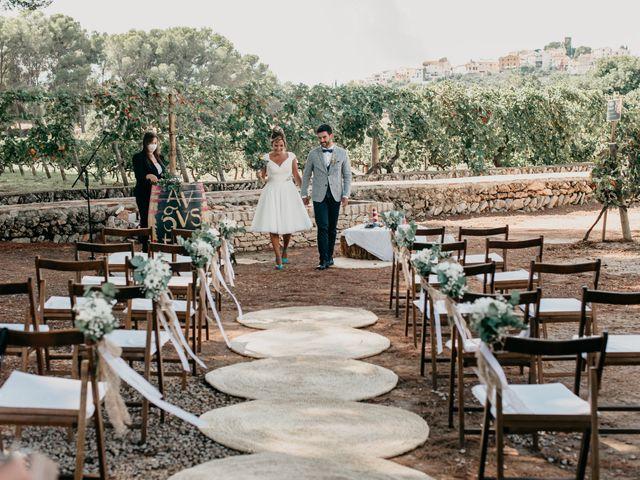 La boda de Guillém y Berta en El Vendrell, Tarragona 38