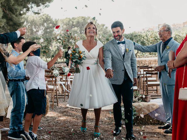 La boda de Guillém y Berta en El Vendrell, Tarragona 39